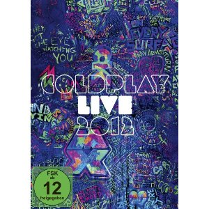 Coldplay-Live